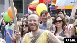 Хрватска-од геј парадата во Загреб