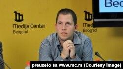 Dušan Spasojević: SNS demonstiranje moći u parlamentu