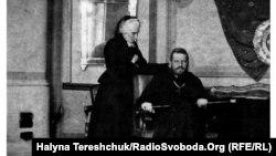 Андрей Шептицький, Софія Фредро-Шептицька