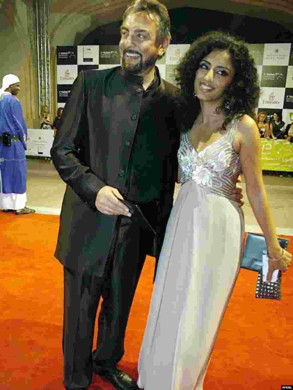 اکبر خان، کارگردان هندی فیلم «تاج محل».