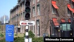 Ndërtesa e agjencisë së Europolit në Hagë