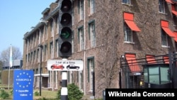Штаб-квартира Європолу в Гаазі