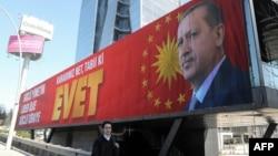 Referendumski bilbordi u Turskoj