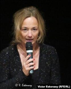 Marina Constantinescu, directoarea artistică a Festivalului