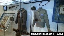 Экспонаты выставки в Историческом музее