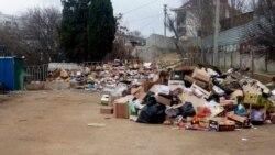 Полуостров отходов: как решаются проблемы свалок в Крыму?