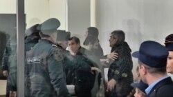 «Սասնա ծռերի» 10 անդամները լքեցին դատարանի դահլիճը