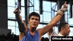 Азия чемпионы Данияр Елеусінов (сурет Қазақстан бокс федерациясының әлеуметтік желідегі парақшасынан алынды)