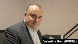 Profesor universitar Radu Carp