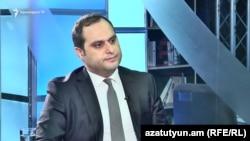 Председатель Палаты адвокатов Армении Ара Зограбян (архив)