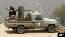 مرزبانان عربستان در مرز یمن