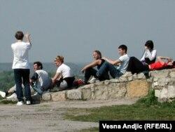 Beograd, mladi, ilustrativna fotografija