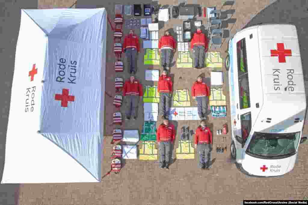 Червоний Хрест Нідерландів