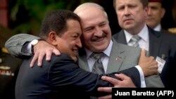 Як Беларусь сябравала з Вэнэсуэлай. ФОТАГІСТОРЫЯ