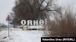 Orhei - Portrete, merinde și drumuri pe zăpadă