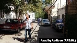 """Bakının """"Kubinka"""" adlanan köhnə məhəlləsi, 19.09.2016"""