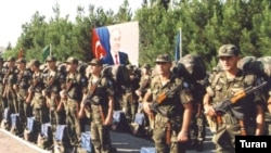 Azərbaycan sülhməramlıları Kosovoda 1999-cu ildən xidmət ediblər