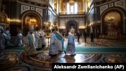 Патриарх Кирилл в преддверии Пасхи