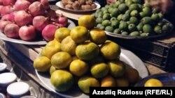 Astara. Bazar. Noy.2016