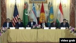 Зустріч групи «1 + С5» у Вашингтоні, США, 3 серпня 2016 року