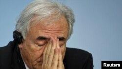 Глава Международного валютного фонда Доминик Стросс-Кан