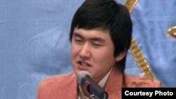 Төреғали Төреәлі, айтыскер ақын. Қарауыл ауылы, Шығыс Қазақстан облысы, 15 қыркүйек 2011 жыл.