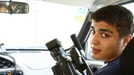 Azerbaijani photojournalist Mehman Huseynov