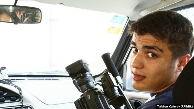 Azerbaijani photographer Mehman Huseynov