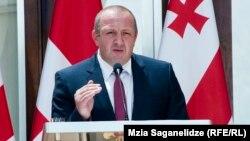 Грузискиот претседател Гиорги Маргвелашвили