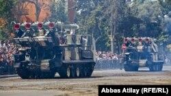 Զորահանդես Ադրբեջանի մայրաքաղաք Բաքվում, արխիվ