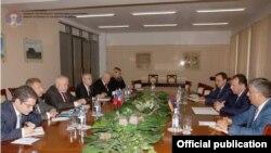 Фотография с сайта Минобороны Армении