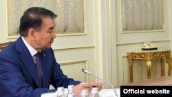 Кайрат Мами в бытность председателем Верховного суда Казахстана.