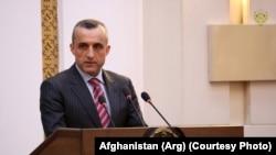 امرالله صالح معاون اول ریاست جمهوری افغانستان