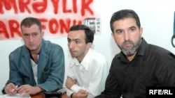 «Yeni Müsavat» qəzetinin baş redaktoru Rauf Arifoğlu