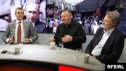 Василий Власов, Николай Травкин, Дмитрий Орешкин