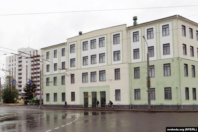 Колішні Магілёўскі пэдагагічны каледж перапрафіляваны ў сацыяльна-гуманітарны каледж унівэрсытэту імя Куляшова