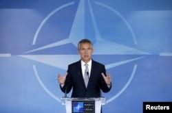 Генеральний секретар НАТО Єнс Столтенберґ