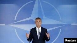 Sekretari i NATO-s, Jens Stoltenberg.