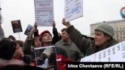 Moskvada etirazlar, 10 dekabr 2011
