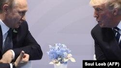 ABŞ-nyň prezidenti Donald Tramp bilen Orsýetiň prezidenti Wladimir Putin Hamburgda duşuşýar