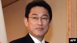 Министр иностранных дел Японии Фумио Кишида.