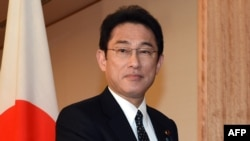 Міністр закордонних справ Японії Фуміо Кісіда