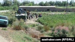 Türkmenistanyň Lebap welaýaty