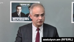 Զուրաբյան. Մարուքյանն իր վրա է վերցրել «ընտրակեղծարար իշխանության փաստաբանի դերը»