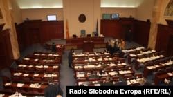 Во четврток седница за распуштање на Собранието
