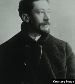 Portret al lui Emile Gallé (Foto: Emile Gallé et le verre. La Collection du Musée de l'Ecole de Nancy)