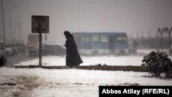 Снежный Баку