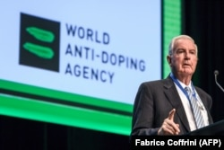 World Anti-Doping Agency President Craig Reedie