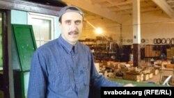 Павал Севярынец адбывае 3 гады «хіміі» за ўдзел у падзеях 19 сьнежня.