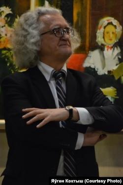 Дырэктар Нацыянальнага музэю Ўладзімер Пракапцоў
